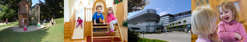 Kinderbetreuung im KH Ried